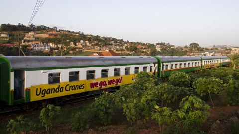 Stretching almost 3,000 kilometers and connecting three East African states, the Mombasa-Kigali railway will pass through Kampala, Uganda.