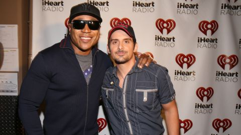 """Rapper LL Cool J, left, and country artist Brad Paisley wanted to stir dialogue with their 2013 collaboration <a href=""""http://www.youtube.com/watch?v=FTzRJ3cpTTI"""" target=""""_blank"""" target=""""_blank"""">""""Accidental Racist.""""</a> Let's just say <a href=""""http://www.rollingstone.com/music/videos/brad-paisley-ll-cool-js-accidental-racist-song-raises-eyebrows-20130408"""" target=""""_blank"""" target=""""_blank"""">that did not go as planned. </a>"""