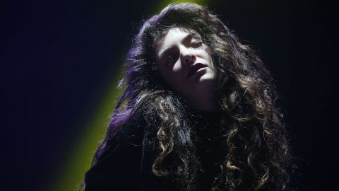 """Lorde enjoyed having a chart topper with her single """"Royals,"""" but sparked some criticism after<a href=""""http://www.cnn.com/2013/10/09/showbiz/lorde-royals-racism-spat/index.html?hpt=en_c1""""> a blogger cried racism</a> over some of the song's lyrics."""