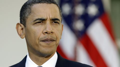 U.S. President Barack Obama won the 2009 Nobel Peace Prize.
