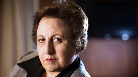 Iranian lawyer and human rights activist Shirin Ebadi won the Nobel Peace Prize in 2003.