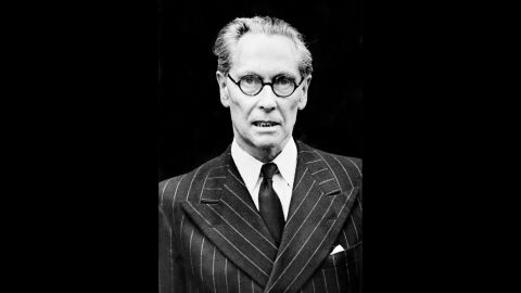 British politician Philip Noel-Baker was awarded the Nobel Peace Prize in 1959.