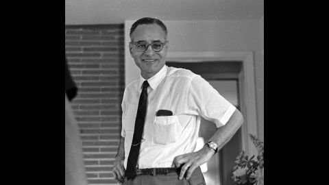 """Ralph Bunche won the Nobel Peace Prize in 1950 for his """"unremitting campaign to develop man's ability to live in peace, harmony and mutual understanding with his fellows,"""" according to the Nobel Committee."""