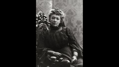 Austrian author Baroness Bertha Sophie Felicita von Suttner became the first woman to win the Nobel Peace Prize in 1905.