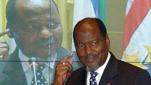 Joaquim Alberto Chissano served as the second President of Mozambique from 1986 to 2005. He received the inaugural Ibrahim Prize in 2007 for transforming Mozambique into one of the most successful African democracies after the country's civil war.<br />