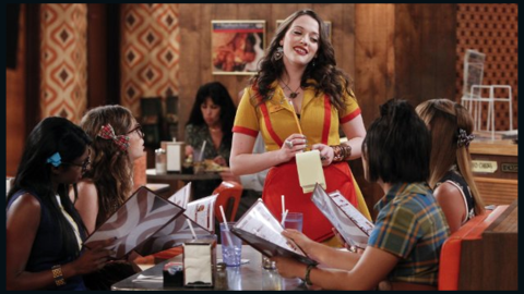 """Kat Dennings' first credited role was on TV (""""Sex and the City,"""" to be exact), but by the mid-2000s she was recognized from movies like """"The 40-Year-Old Virgin"""" and """"Nick and Norah's Infinite Playlist."""" In 2011, Dennings hit paydirt on TV with CBS' """"2 Broke Girls."""""""