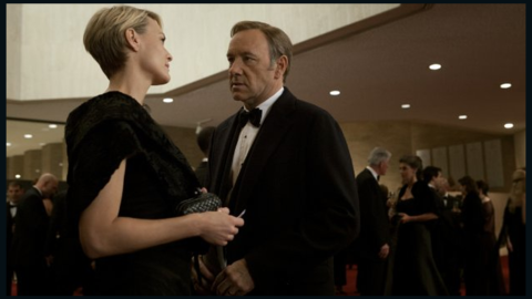 """Kevin Spacey is a man notably devoted to theater, but the TV format has even ensnared the """"American Beauty"""" actor. It's true that """"House of Cards"""" doesn't *quite* count as TV -- it's original programming from Netflix that can be watched like a really, really long movie rather than in episodes -- but it was also nominated for a bunch of Emmys."""