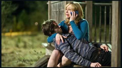 """You might have seen Vera Farmiga on TV early in her career, but most came to know the actress when she transitioned to films such as """"The Departed"""" and """"Up in the Air."""" In 2013, Farmiga took a classic movie role and stretched it out to fill a TV series with A&E's """"Bates Motel."""""""