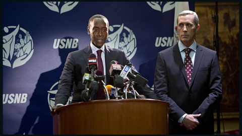 """Don Cheadle's acting career is pretty legendary thanks to film credits like """"Hotel Rwanda"""" and """"Crash."""" But in 2012, Cheadle reminded anyone who'd forgotten just how funny he could be -- and how well he could lead a TV series -- with Showtime's """"House of Lies."""""""