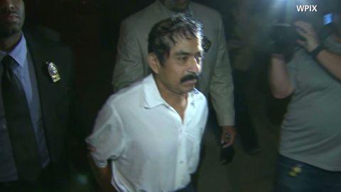 Police say Conrado Juarez admitted molesting and smothering Angelica Castillo, 4.