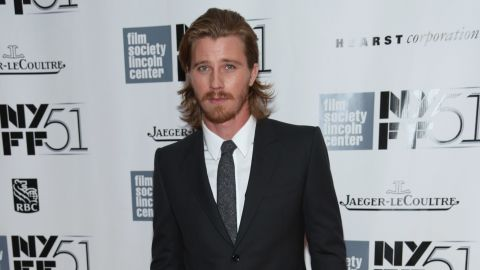 """Garrett Hedlund steamed up the screen in """"Tron: Legacy"""" and """"Troy."""" He definitely has the looks for the role."""