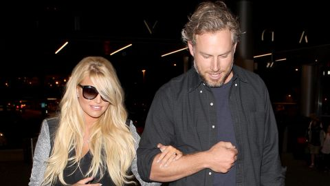 Jessica Simpson married fiance Eric Johnson on July 5 in Santa Barbara, California. The couple are the parents of two young children and it's the next chapter in the life of Simpson, who has been in the public eye since she was a teen.