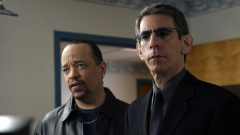 """Detective Odafin Tutuola (played by Ice T) has been partnered up with Belzer's Munch since 1999 on """"Law & Order: SVU."""""""
