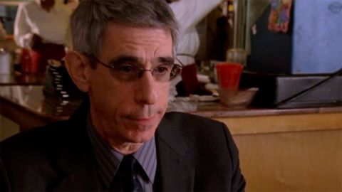 """Munch keeps in the family when he appears on the """"Law and Order"""" spinoff """"Trial by Jury.""""  The show lasted one season from 2005 to 2006."""