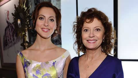 """Susan Sarandon, seen here with her actress daughter, Eva Amurri, is known for films such as """"The Rocky Horror Picture Show,"""" """"Thelma & Louise"""" and """"Bull Durham."""" But Sarandon has agreed <a href=""""http://variety.com/2013/tv/news/susan-sarandon-eva-amurri-martino-to-topline-nbc-comedy-1200725101/"""" target=""""_blank"""" target=""""_blank"""">to star with Amurri in a new NBC sitcom</a>."""
