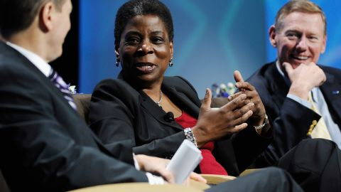 Starting as an intern in 1980, Ursula Burns is now chair of Xerox, a $23 billion global business with almost 140,000 employees.