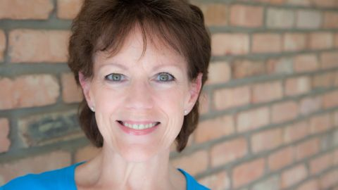 This new publicity photo, taken by her son, is just one of many changes for Susan Bennett since her sudden Siri fame.
