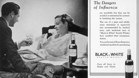 """If you have to be sick, at least use your illness as an excuse to knock back a hot toddy or two. Whiskey has long been lauded as a home remedy, so why wouldn't companies sell it as such? People use it to ease sore throats and kill germs, <a href=""""http://gizmodo.com/5987823/can-drinking-cure-your-cold"""" target=""""_blank"""" target=""""_blank"""">whether or not there's any scientific evidence</a> to back up their beliefs."""
