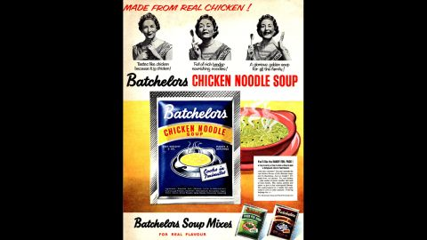 """If Grandma's chicken noodle soup isn't available, Brits can always grab a bowl of Batchelors. You may scoff at the old-school remedy, but <a href=""""http://abcnews.go.com/Health/story?id=117888"""" target=""""_blank"""" target=""""_blank"""">science has shown</a> soup is worth a trip to the store when you're sick."""