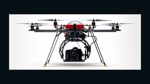 """<strong>Shooting the stars: </strong>one group sure to be seeing more drones in the near future are Hollywood's stars. Whether acting in front of <a href=""""http://motherboard.vice.com/read/this-is-how-you-do-drone-cinema"""" target=""""_blank"""" target=""""_blank"""">drone-mounted cameras</a> or being <a href=""""http://www.spiegel.de/international/europe/paparazzi-use-drones-to-photograph-tina-turner-wedding-in-switzerland-a-914179.html"""" target=""""_blank"""" target=""""_blank"""">chased by UAV paparazzi</a>, wherever celebrities go, the drones will be watching."""