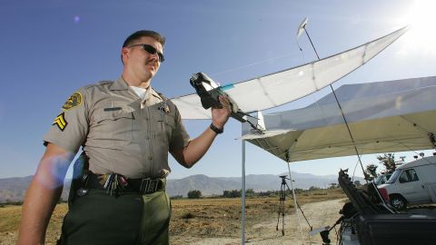 """<strong>Search and rescue:</strong> need a tireless search party? Why not drones, which could be pre-programmed to scan an area, leaving no stone unturned. Los Angeles County Sheriff's Department began experimenting with the SkySeer Search and Rescue drone <a href=""""http://news.cnet.com/2300-11394_3-6085259.html"""" target=""""_blank"""" target=""""_blank"""">as early as 2006</a>, and British mountain rescue teams are testing a <a href=""""http://www.bbc.co.uk/news/uk-england-cumbria-23327168"""" target=""""_blank"""" target=""""_blank"""">crowd-sourcing approach to spotting stranded climbers</a>."""