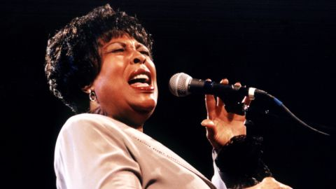 """Jazz vocalist <a href=""""http://www.cnn.com/2013/10/16/us/obituary-gloria-lynne/"""">Gloria Lynne</a>, whose career included dozens of albums, died October 15 of a heart attack, her son said. She was 83."""
