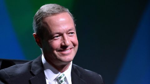 """Democrat Martin O'Malley, the former Maryland governor, released a """"buzzy"""" political video in November 2013 in tandem with visits to New Hampshire. He also headlined a Democratic Party event in South Carolina, which holds the first Southern primary."""