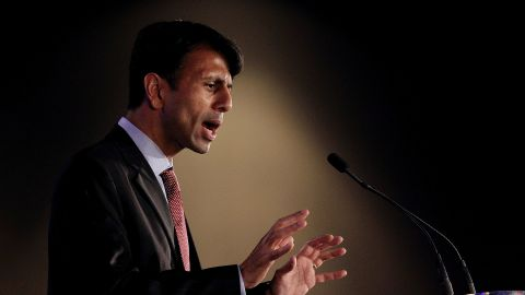 """Louisiana Gov. Bobby Jindal is establishing a committee to formally explore a White House bid. """"If I run, my candidacy will be based on the idea that the American people are ready to try a dramatically different direction,"""" he said in a news release <a href=""""http://www.cnn.com/2015/05/18/politics/bobby-jindal-forms-exploratory-committee/index.html"""">provided to CNN on Monday, May 18</a>."""