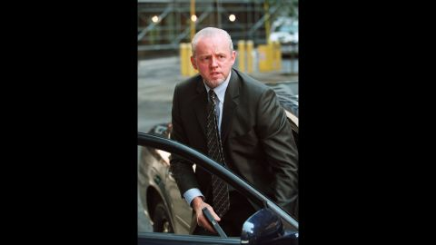 """David Morse has had a few law enforcement roles like this one, when he played Detective Frank Nugent in the film """"16 Blocks."""" He is probably best known, however, for his role as Brutus """"Brutal"""" Howell in """"The Green Mile."""""""