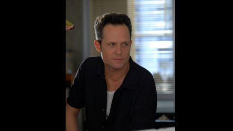 """Dean Winters has co-starred on """"Law & Order: SVU,"""" and he played Liz Lemon's disastrous boyfriend on a few episodes of """"30 Rock."""" But you probably best know him as Mayhem from the Allstate commercials."""