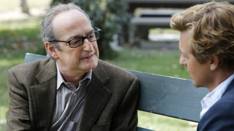 """David Paymer, left, is recognizable from shows like """"The Mentalist"""" with Simon Baker."""