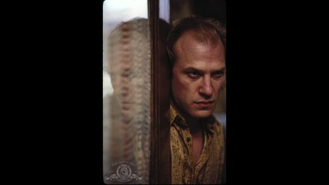 """<strong>""""Silence of the Lambs"""":</strong> Maybe the scariest movie ever to win the Oscar for Best Picture, it was skillfully adapted by Jonathan Demme from Thomas Harris' thriller about a young FBI agent and the seductive killer who helps her solve a series of murders."""