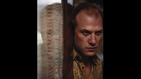 """We can still hear Ted Levine demanding that """"it rubs the lotion on its skin or else it gets the hose again."""" The actor, who played Buffalo Bill in """"The Silence of the Lambs,"""" has also appeared in multiple TV series and movies."""