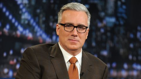"""Keith Olbermann hosted """"Countdown"""" on both MSNBC and Current TV."""