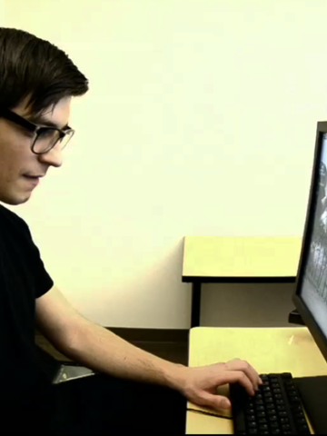 By using several devices at once, AIREAL can create the sensation of tactile feedback from several angles when playing video games or watching films.