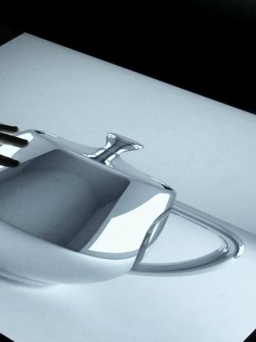 For example, TeslaTouch could let you run your fingers across a screen and feel the texture of a picture of a teapot.