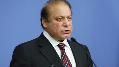 Pakistani Prime Minister Nawaz Sharif, who was elected in May, is scheduled to meet President Barack Obama at the White House on Wednesday.