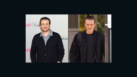 """Jason Segel worked hard to shed weight for his role in the comedy """"Sex Tape,"""" which also stars Cameron Diaz. The actor said adopting a healthier lifestyle was key."""