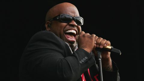 BRISBANE, AUSTRALIA - APRIL 01:  Cee-Lo Green of Gnarls Barkley performs on stage at the Gold Coast stop of the first Australian V Festival, at the Avica Resort on April 1, 2007 on the Gold Coast, Australia.  (Photo by Jonathan Wood/Getty Images)