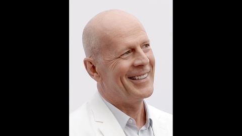 Actor Bruce Willis.