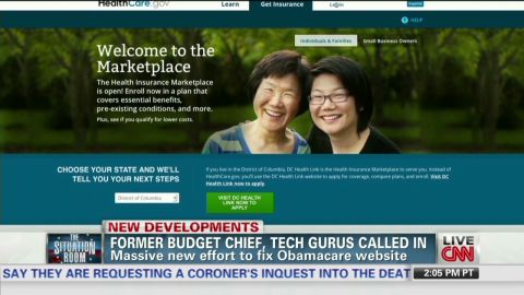 tsr dnt johns warnings of obamacare site woes_00010407.jpg