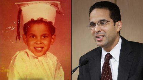 """Providence, Rhode Island, Mayor Angel Taveras wanted to be a lawyer. """"Around the fourth or fifth grade, I saw my sister Dinora go on to college. She was the first in my family to go to college. She was seven years older and I started to see the possibilities that existed and I knew that if she did it, then I could do it, too."""""""
