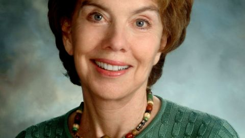 Author Molly Haskell