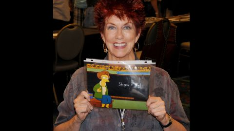 """Marcia Wallace, whose four-decade television career included playing secretary Carol Kester on """"The Bob Newhart Show"""" and the voice of Bart's fourth-grade teacher on """"The Simpsons,"""" has died, her agent said Saturday."""
