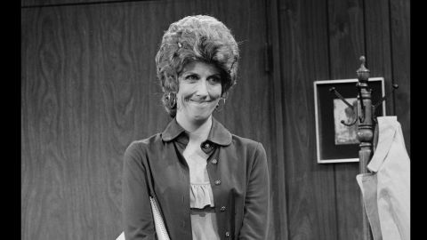 """Wallace starred for six seasons as Carol Kester on """"The Bob Newhart Show"""" in the 1970s and reprised the role in the 1990s on """"Murphy Brown."""""""