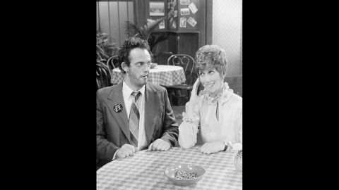"""Wallace appeared as herself on an episode of """"Taxi"""" with Christopher Lloyd as the Rev. Jim Ignatowski in 1982."""