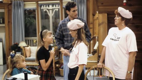 """Wallace appeared as the recurring character Mrs. Carruthers on """"Full House."""""""