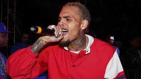 """<strong>February 2014:</strong> A <a href=""""http://www.cnn.com/2014/02/03/showbiz/chris-brown-probation-hearing/index.html"""">judge rejected the prosecutor's motion to pull Brown from rehab</a> and send him to jail on February 3. Brown was becoming more violent, with his outbursts """"increasing in severity and intensity,"""" a deputy district attorney argued. Judge James Brandlin ruled Brown was again in violation of probation, but he cited a new probation report saying the singer was """"doing well in the program and making great strides"""" in rehab."""