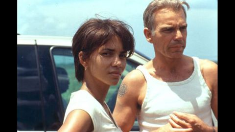 """Halle Berry and Billy Bob Thornton dealt with some heavy emotional issues in """"Monster's Ball"""" while engaging in passion."""