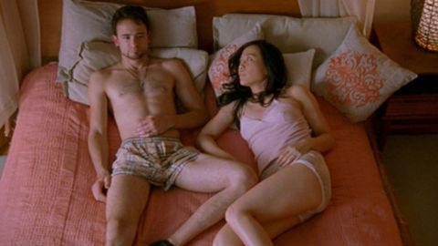 """Raphael Barker and Sook-Yin Lee star in """"Shortbus,"""" about a female sex therapist and a group of sexually adventurous New Yorkers."""